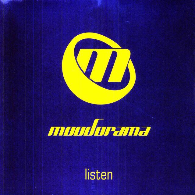 Moodorama LISTEN Vinyl Record