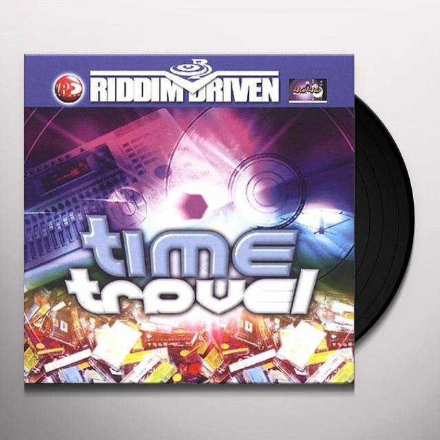 RIDDIM DRIVEN: TIME TRAVEL / VARIOUS Vinyl Record