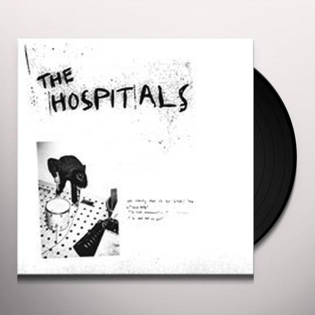 HOSPITALS Vinyl Record