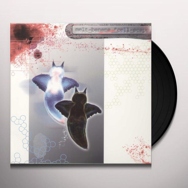 Melt Banana CELL SCAPE Vinyl Record