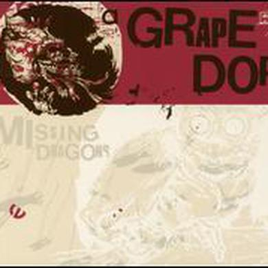 Grape Dope MISSING DRAGONS Vinyl Record