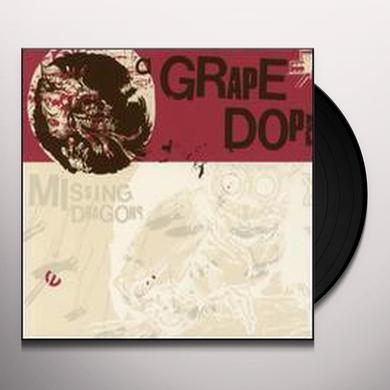 Grape Dope MISSING DRAGONS Vinyl Record