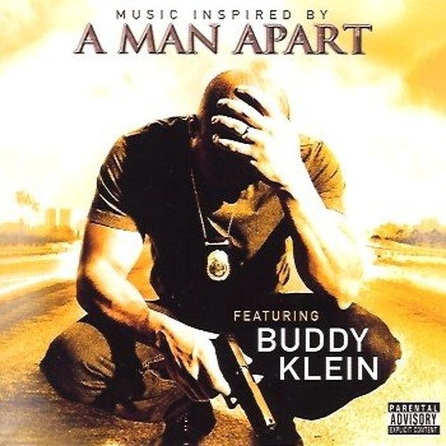 Buddy Klein MAN APART Vinyl Record