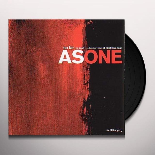 As One SO FAR: SO GOOD Vinyl Record
