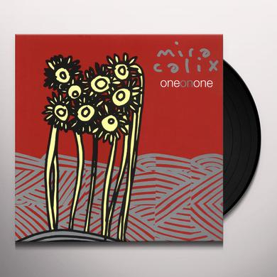 Mira Calix ONE ON ONE Vinyl Record
