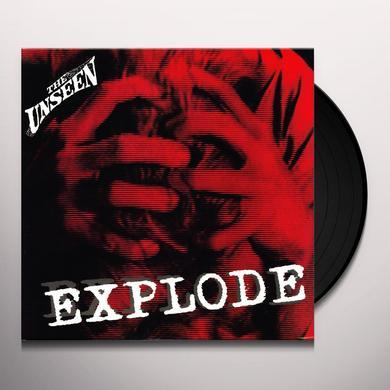 Unseen EXPLODE Vinyl Record