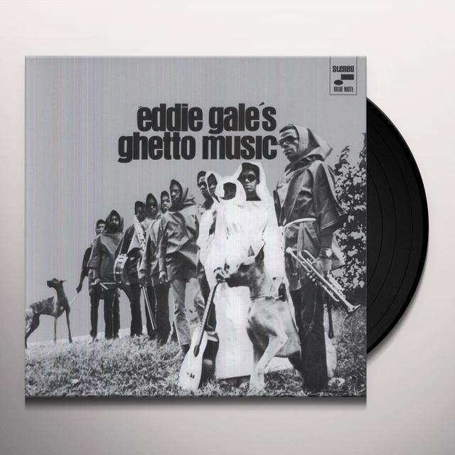 EDDIE GALE'S GHETTO MUSIC Vinyl Record