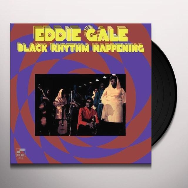 Eddie Gale BLACK RHYTHM HAPPENING Vinyl Record