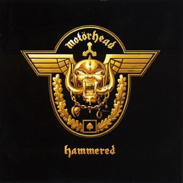 Motorhead HAMMERED Vinyl Record