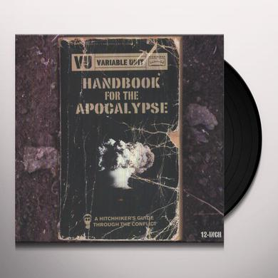 Variable Unit HANDBOOK FOR THE APOCALYPSE Vinyl Record