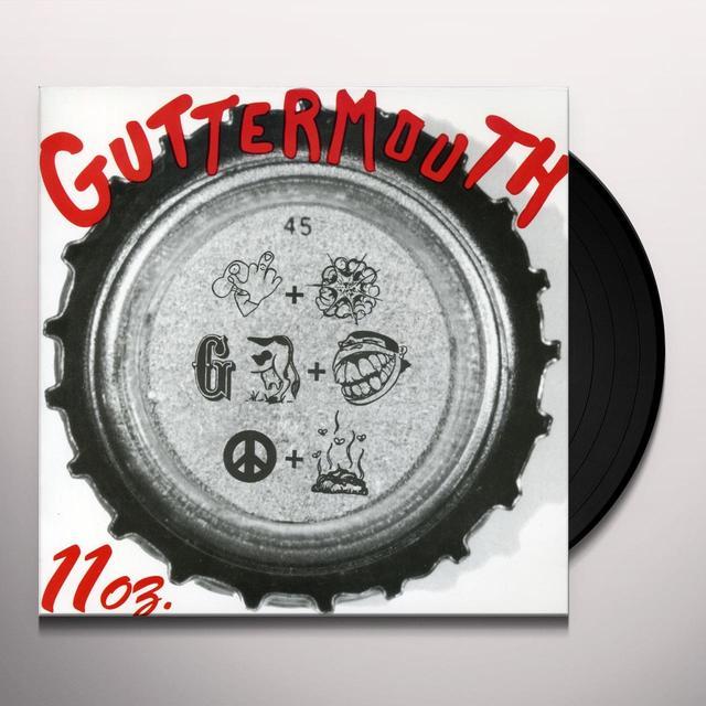 Guttermouth 11 OZ Vinyl Record