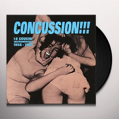CONCUSSION / VARIOUS Vinyl Record