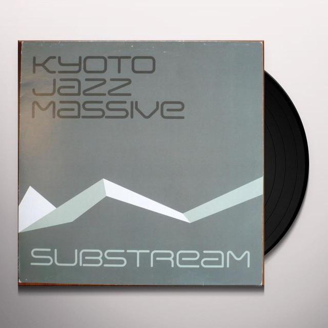 Kyoto Jazz Massive SUBSTREAM Vinyl Record
