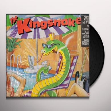 Kingsnakes TROUBLE ON THE RUN Vinyl Record