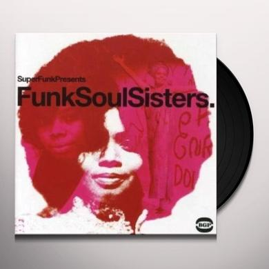 Funk Soul Sisters / Various (Uk) FUNK SOUL SISTERS / VARIOUS Vinyl Record