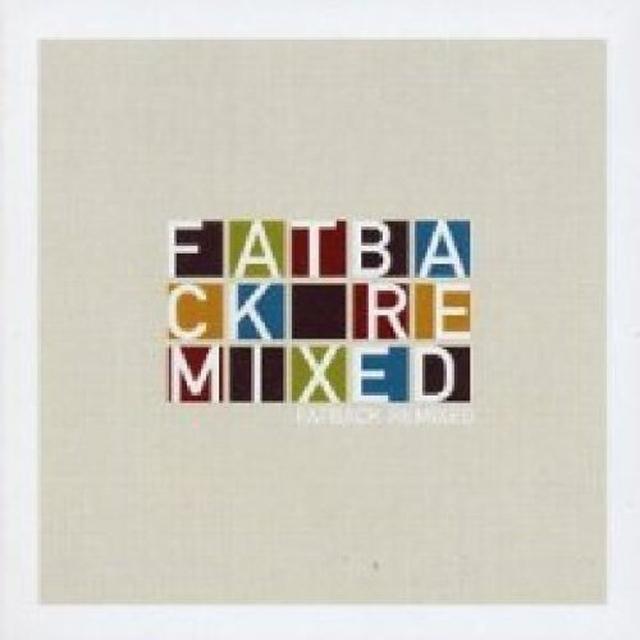 Fatback REMIXED Vinyl Record - UK Import