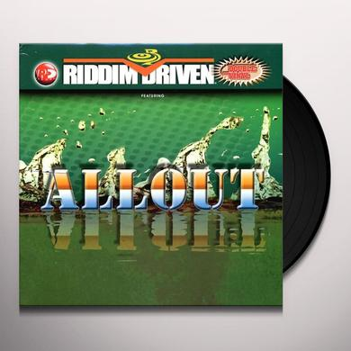 RIDDIM DRIVEN: ALL OUT / VARIOUS Vinyl Record