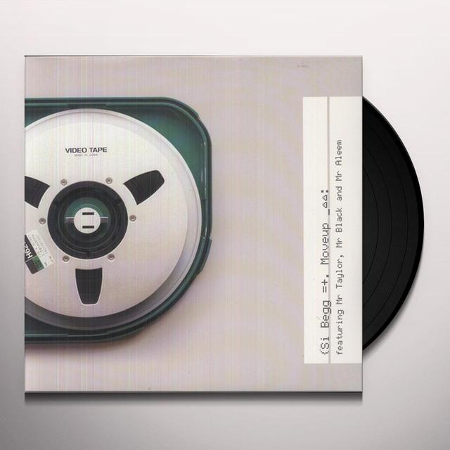 Si Begg MOVEUP Vinyl Record