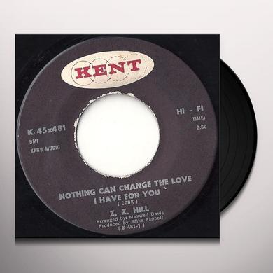 Z.Z. Hill STEAL AWAY Vinyl Record