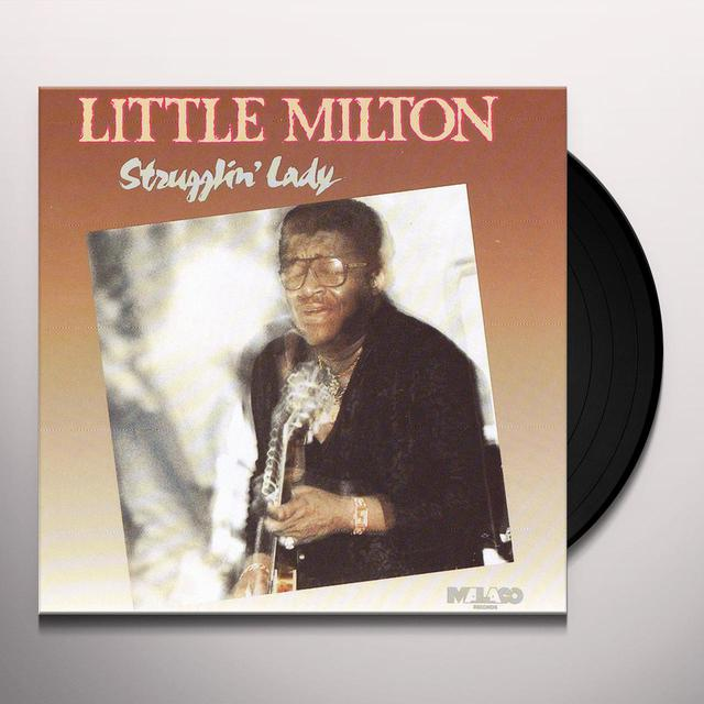 Little Milton STRUGGLIN LADY Vinyl Record