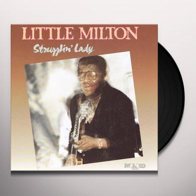 Little Milton STRUGGLIN LADY Vinyl Record