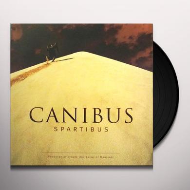 Canibus SPARTIBUS Vinyl Record