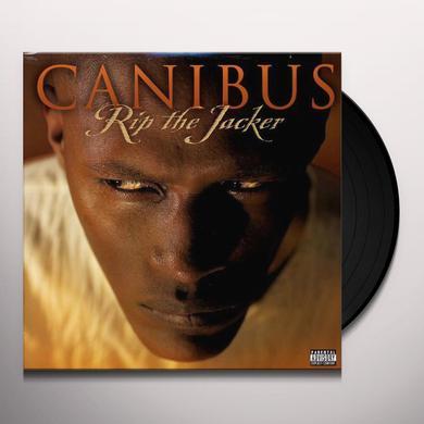 Canibus RIP THE JACKER Vinyl Record