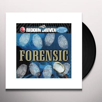 RIDDIM DRIVEN: FORENSIC / VARIOUS Vinyl Record