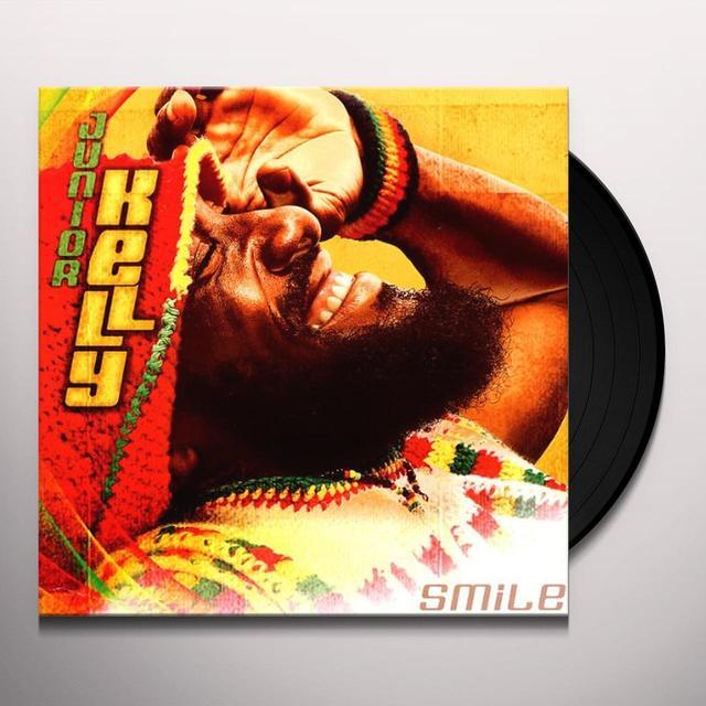 Junior Kelly SMILE Vinyl Record