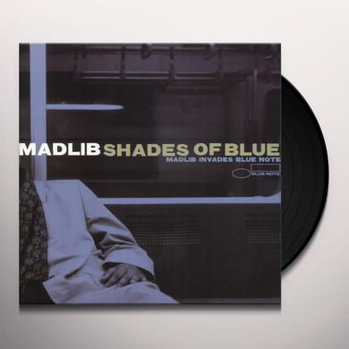 SHADES OF BLUE: MADLIB INVADES BLUE NOTE Vinyl Record