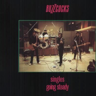 Buzzcocks SINGLES GOING STEADY (Vinyl)