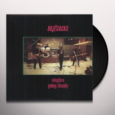 Buzzcocks SINGLES GOING STEADY (Vinyl)