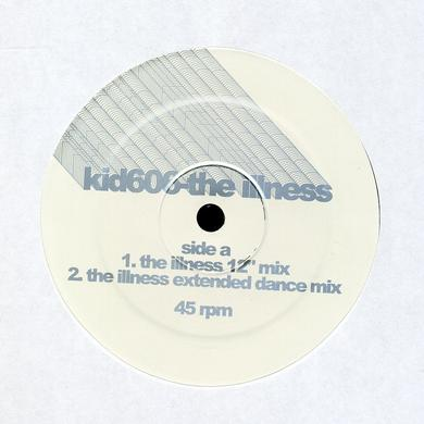 Kid606 ILLNESS Vinyl Record