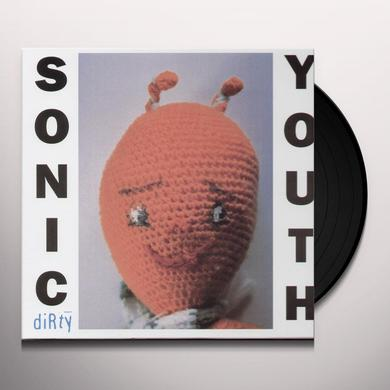 Sonic Youth DIRTY Vinyl Record