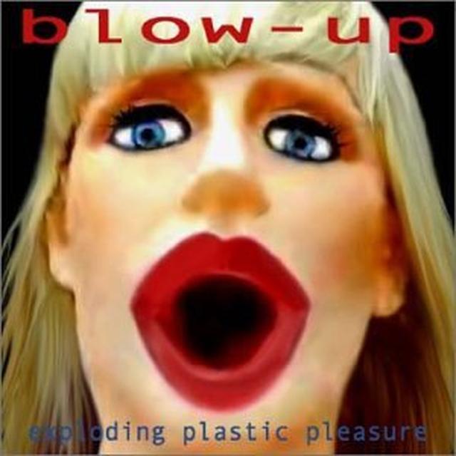Blow-Up EXPLODING PLASTIC PLEASURE (Vinyl)