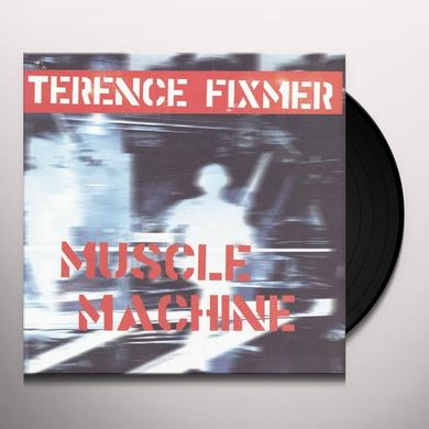 Terence Fixmer MUSCLE MACHINE Vinyl Record