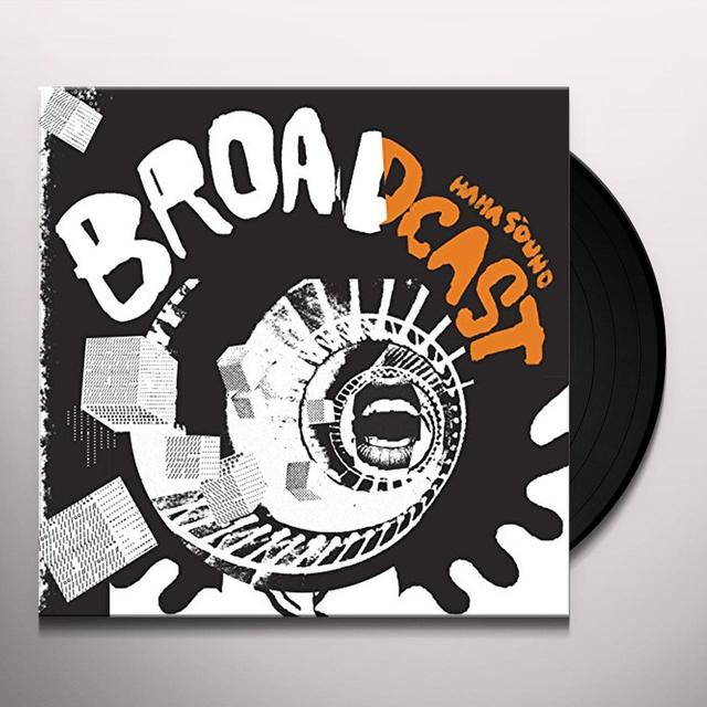 Broadcast HAHA SOUND Vinyl Record