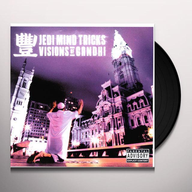 Jedi Mind Tricks VISIONS OF GHANDI Vinyl Record