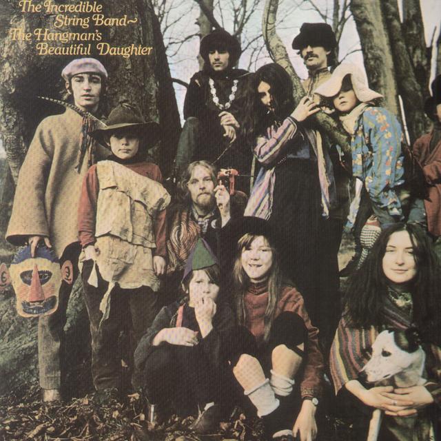 Incredible String Band HANGMAN'S BEAUTIFUL DAUGHTER Vinyl Record