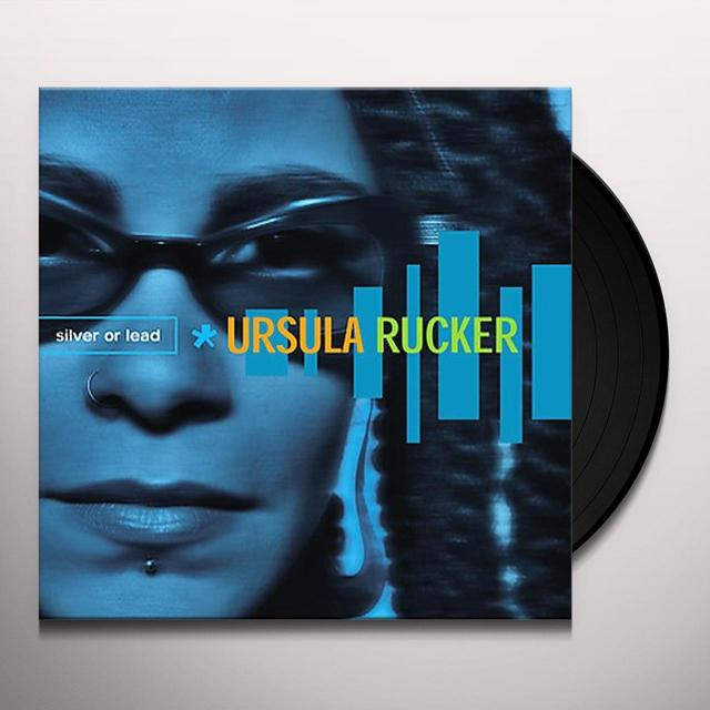 Ursula Rucker SILVER OR LEAD (Vinyl)