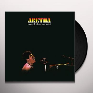 Aretha Franklin ARETHA LIVE AT THE FILLMORE WEST Vinyl Record