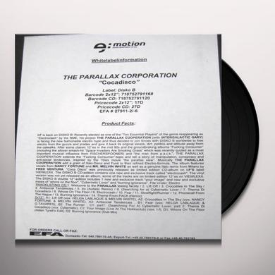 Parallax Corporation COCADISCO Vinyl Record