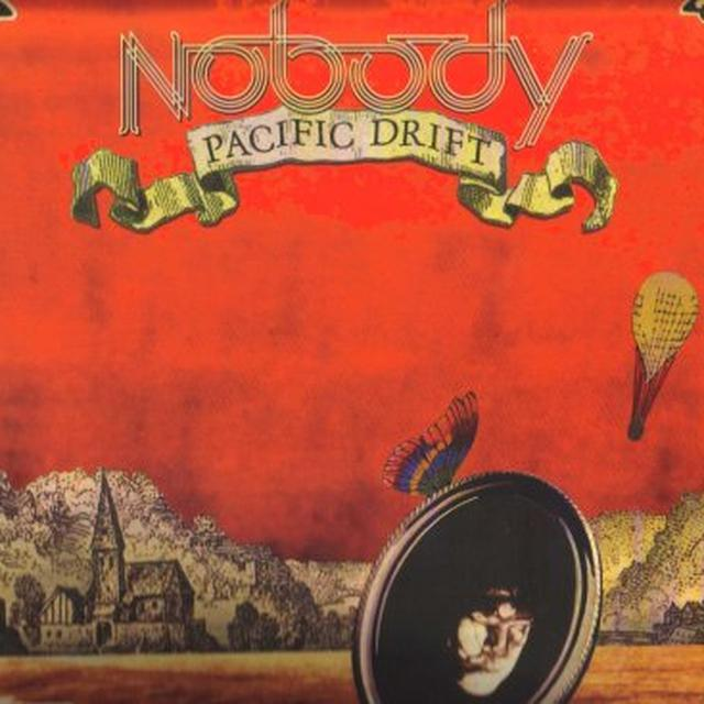 Nobody PACIFIC DRIFT Vinyl Record
