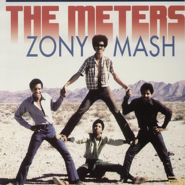 Meters ZONY MASH Vinyl Record