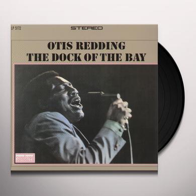 Otis Redding DOCK OF THE BAY Vinyl Record