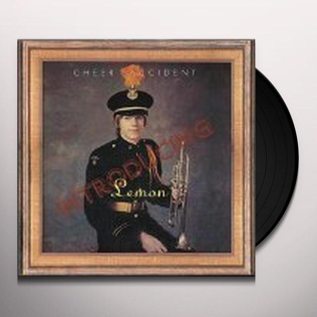 Cheer-Accident INTRODUCING LEMON (BONUS CD) Vinyl Record