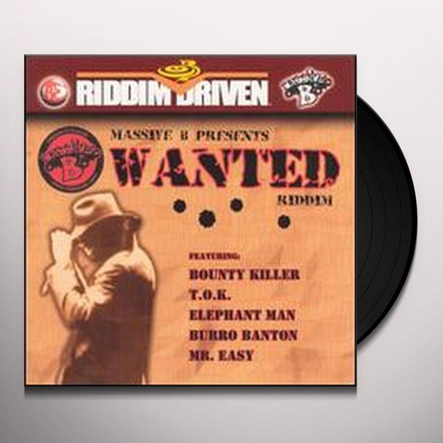 RIDDIM DRIVEN: WANTED / VARIOUS Vinyl Record