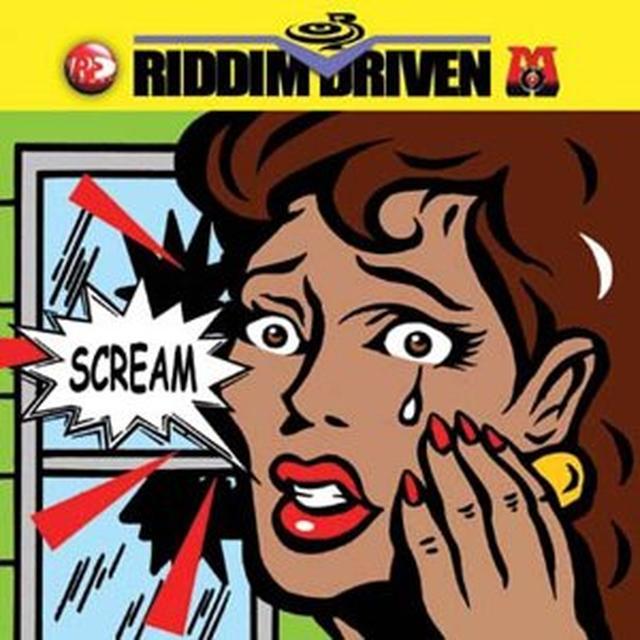 RIDDIM DRIVEN: SCREAM / VARIOUS Vinyl Record