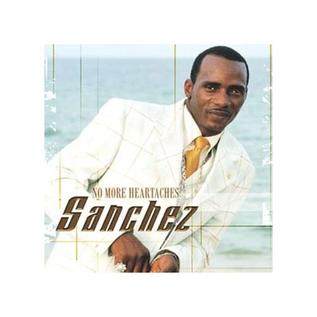 Sanchez NO MORE HEARTACHES Vinyl Record