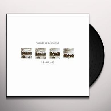 Village Of Savoonga LIVE Vinyl Record - Limited Edition